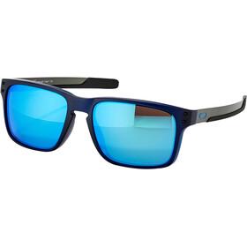 Oakley Holbrook Mix Lunettes de soleil, matte translucent blue/prizm sapphire